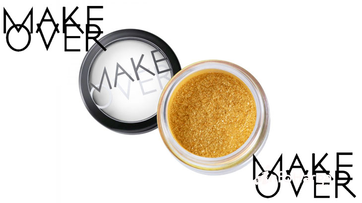 Sparkling Powder Makeover